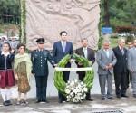 Conmemoran el 131 Aniversario del Natalicio del General Francisco José Múgica Velázquez