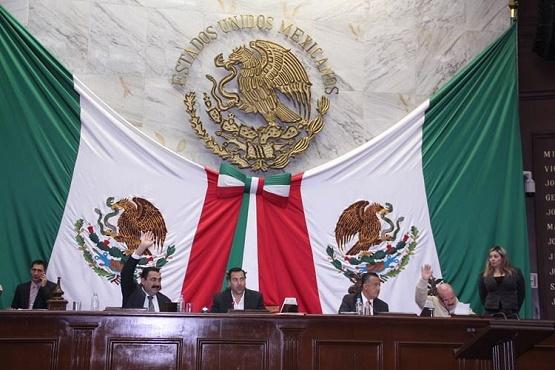 Aprueban Diputados Desincorporación de Predio en Morelia