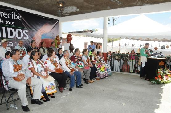 Celebran a uno de los Mayores Orgullos del Estado, el Artesano Michoacano