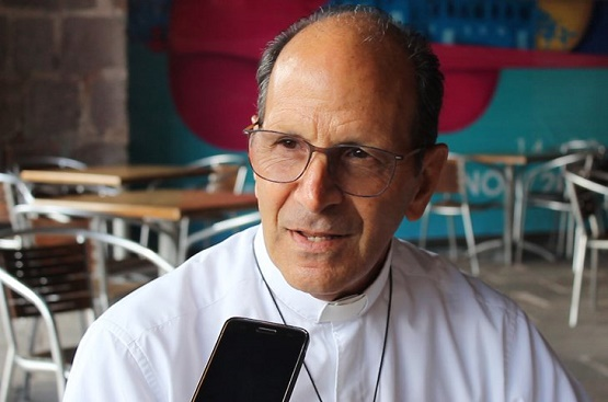 Pide el Padre Solalinde a Criminales no Meterse con Sociedad Civil