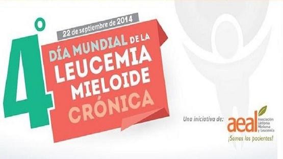 Se Conmemora Este 22 de Septiembre el Día Mundial de Lucha Contra la Leucemia Mieloide Crónica