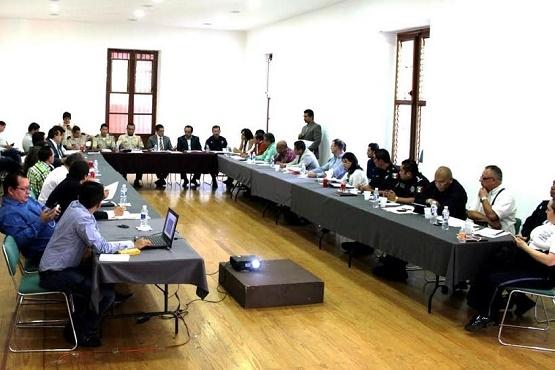 Establece Gobierno del Estado Grupo de Coordinación Para Fiestas Patrias