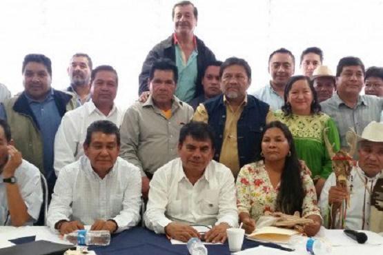 Exigen Comuneros a Diputados Federales Representatividad en la Cámara