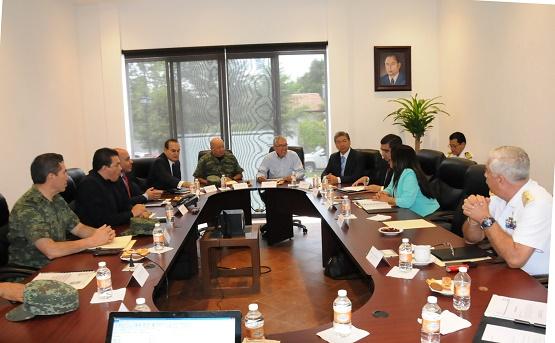 Instancias Estatales Evaluarán a Directores de Seguridad Municipales: Grupo de Coordinación Michoacán