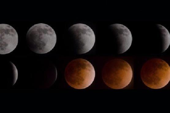 Luna de Sangre se Observará el Domingo 27 de Septiembre