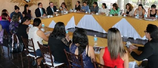 Mi Gobierno Hacia la Consolidación de una Política Pública Para la Igualdad Sustantiva: Silvano Aureoles