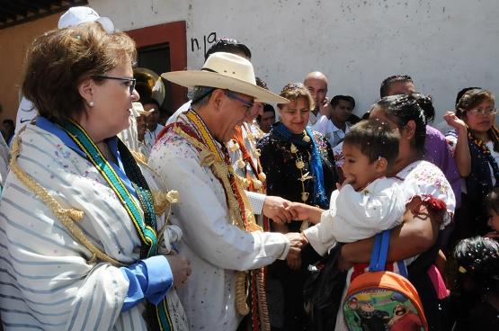 Por Primera vez en Michoacán Celebran Día Internacional de la Mujer Indígena