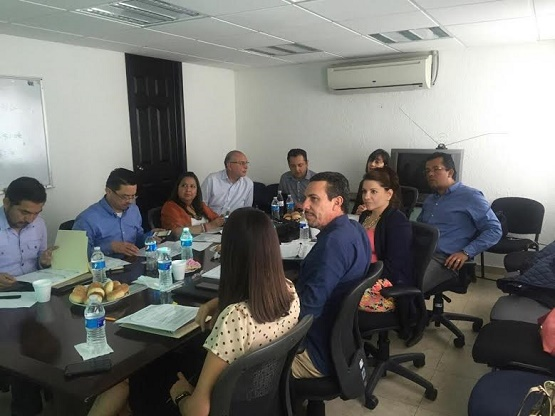 Reunión de Secretarios Técnicos, Región Centro Pacífico CPCE-F, Septiembre 2015