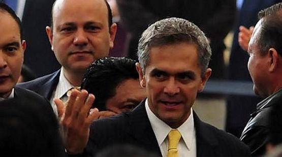 Queremos Mucho a Michoacán, Dice Mancera en Unción de Silvano