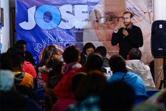 José Hinojosa Ofrece a Panistas un Partido con Visión a Futuro