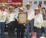 Reconocen a Fundador de la Cabalgata Morelos