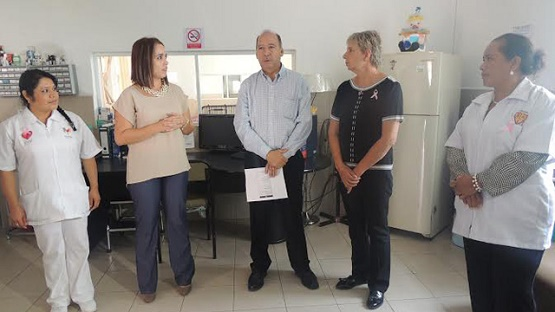 Inicia CEDH Programa a Favor de los Adultos Mayores