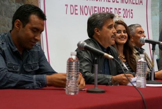 Anuncia Ayuntamiento de Morelia Certamen Señorita Expo Rural 2015