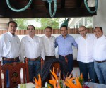 Coordina Gobernador Apoyos con Liconsa Para Atender a los Municipios de la Costa