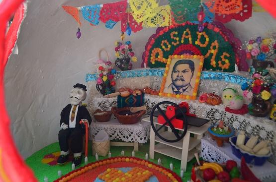 Alista Ayuntamiento Concurso de Ofrendas en Calzada Fray Antonio de San Miguel