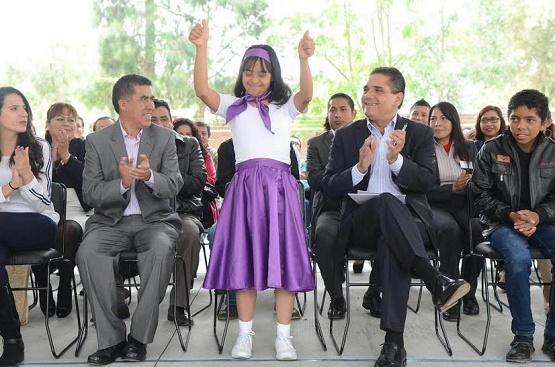 Compromete Silvano Aureoles Educación Incluyente y Equitativa en Michoacán
