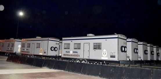 Arriban Elementos de Gendarmería a Morelia
