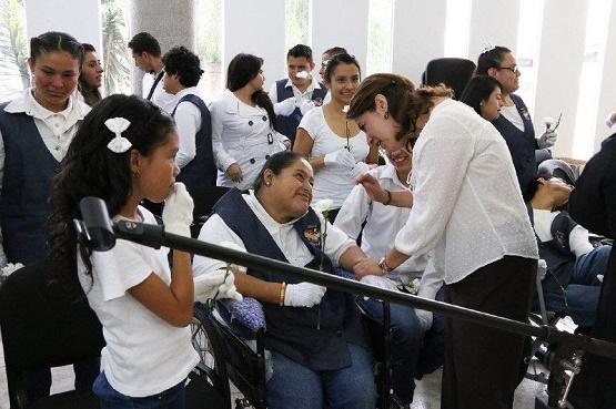 Directora del DIF Municipal Arranca Audiciones Para el Coro de la Inclusión