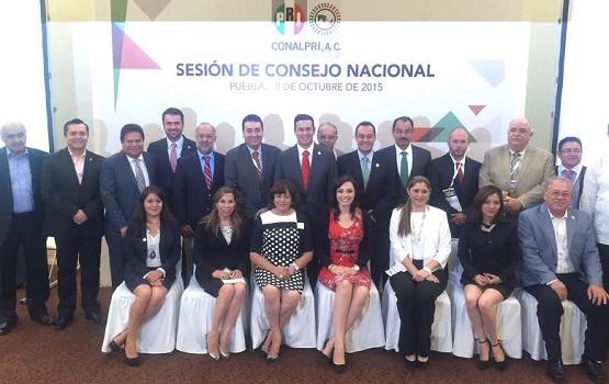 Coordinadora Priísta Participa en Conferencia Nacional de Legisladores