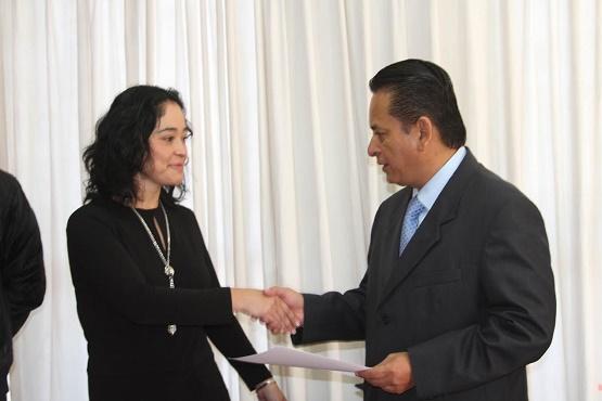 Nombran a Nuevo Secretario Ejecutivo de la Comisión Ejecutiva del Servicio Social de Pasantes
