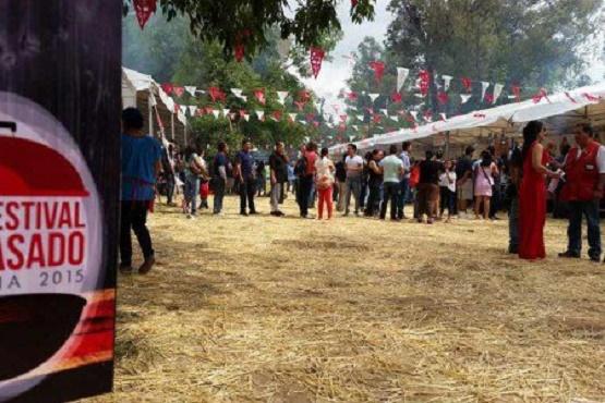 Disfrutan Familias Morelianas del Primer Festival del Asado