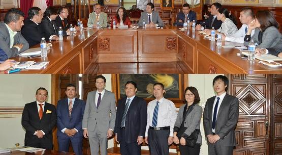 Abre Ayuntamiento de Morelia Oportunidades Para la Inversión de Capital Asiático
