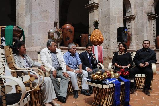 La XVI Edición de la Feria de la Esfera de Tlalpujahua del 2 de Octubre al 14 de Diciembre de 2015