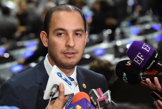 Propone PAN Asignación Transparente de Recursos en Presupuesto de Egresos: Dip. Marko Cortés Mendoza