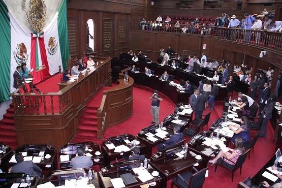 Deberán Entregar Partidos Agendas Legislativas Antes del 15 de Noviembre