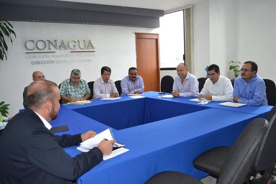La Comisión Estatal del Agua se Coordinará con la CONAGUA Para Inicio de la Construcción de la Presa del Chihuero