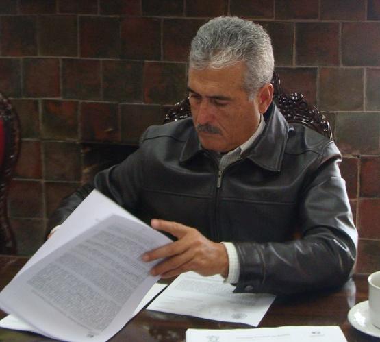 Roberto Pérez Medrano Asume la Dirección de la Comisión Forestal del Estado