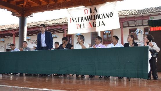 Conmemoran el Día Interamericano del Agua
