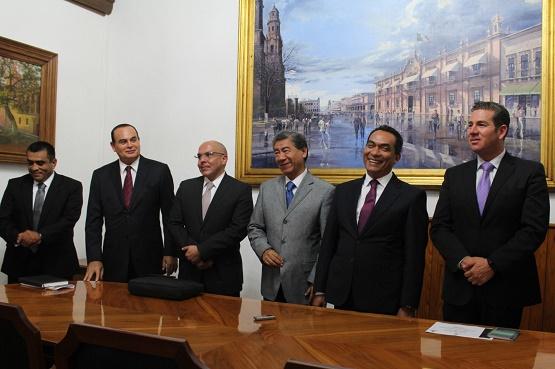 Asume Adrián López la Titularidad de la Secretaría de Gobierno de Michoacán