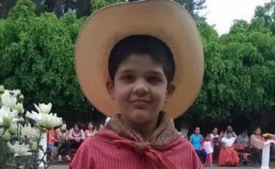 Solicitan Apoyo Para Localizar a Niño Extraviado en Uruapan