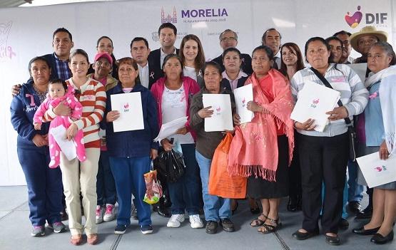 Programa Toca tu Vida Será Permanente en Morelia, Anuncia Alcalde Alfonso Martínez