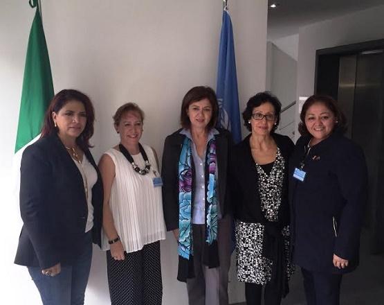 Manifiesta ONU-Mujeres Reconocimiento a Gobernador Silvano Aureoles por Integración de Gobierno Paritario