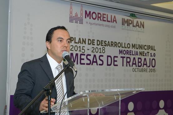 Busca Ayuntamiento de Morelia Consolidar un Gobierno Transparente y de Puertas Abiertas