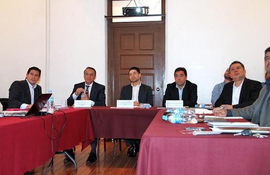 Analiza Comisión de Programación, Presupuesto y Cuenta Pública Plan de Trabajo del Primer Año Legislativo