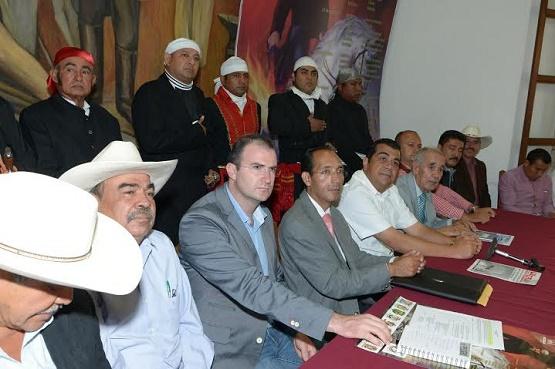 Morelia, Lista Para Recibir Cabalgata Morelos