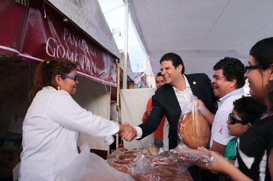 Invita Ayuntamiento de Morelia a Disfrutar de la Feria Estatal del Pan Tradicional