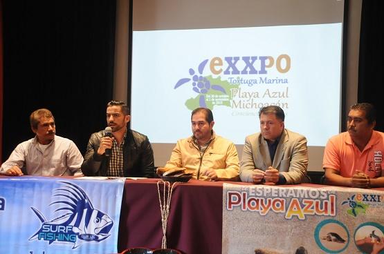 10 mil Crías se Liberarán en Playa Azul en la 21ª Expo Tortuga Marina