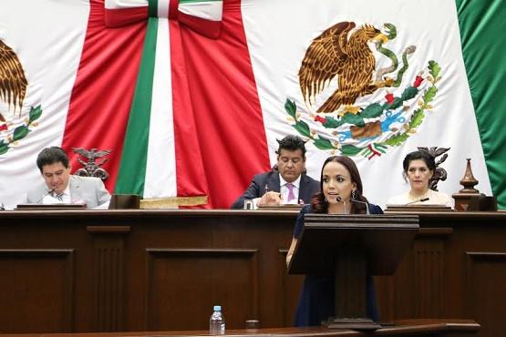 Andrea Villanueva Llama a los Tres Niveles de Gobierno a Instaurar Plan Estatal de Seguridad