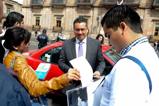 """Arrancan Diputados del PAN Consulta Ciudadana """"Yo Opino"""""""