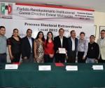 Va el PRI con Candidatos de Unidad en Sahuayo e Hidalgo Para Proceso Extraordinario