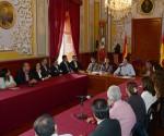 Ofrece Alfonso Martínez a Hoteleros Impulsar el Turismo en Morelia