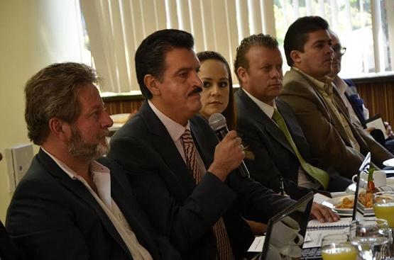 Ricardo Luna García Tomó Protesta Como Nuevo Consejero del COEECO