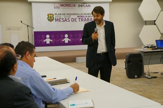 Busca Ayuntamiento de Morelia Conformar una Policía Municipal Cercana a la Ciudadanía