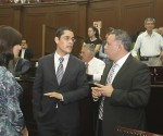 Iniciativas de Ley de Ingresos y Presupuesto de Egresos 2016 Deberán Mejorar Estabilidad Económica del Estado: Villegas Soto