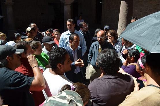 Atención a la Ciudadanía Será de Puertas Abiertas: Secretario del Ayuntamiento, Jesús Avalos