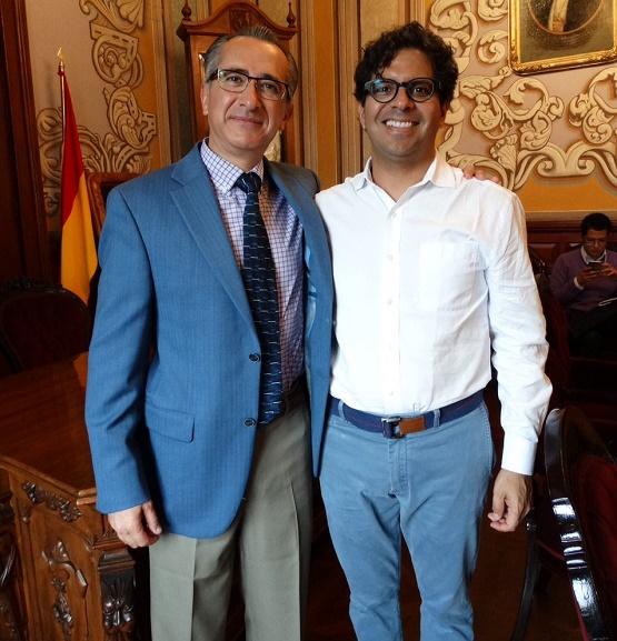 Destaca Alcalde de Curridabat, Costa Rica, Plan de Gobierno a Largo Plazo de Morelia